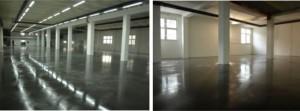Průmyslové a hlazené podlahy 1