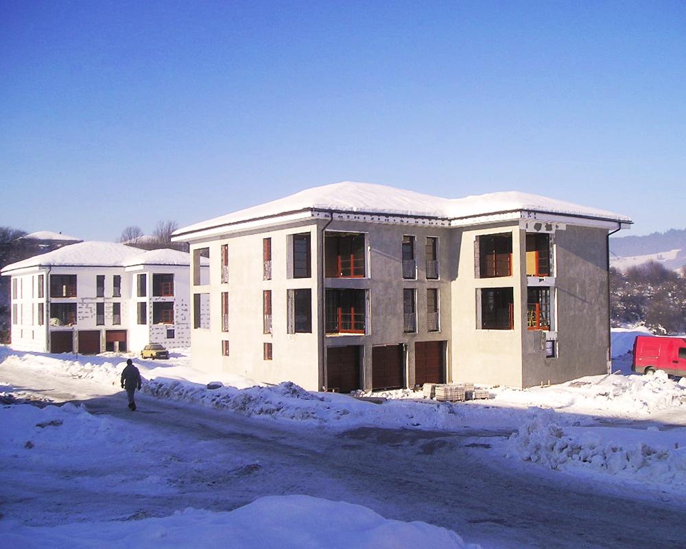 Bytovky pro automobilku KIA Žilina