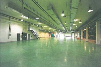 Anvis  AVT výrobní hala Drnovice